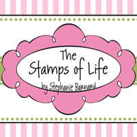 The Stamps of Life Button